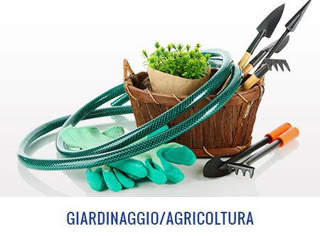 GIARDINAGGIO – AGRICOLTURA