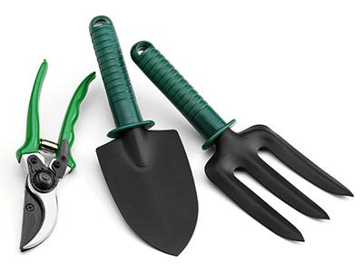 Giardinaggio utensili