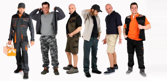 Abbigliamento Beta
