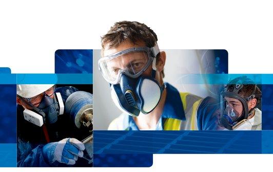 Protezione vie respiratorie